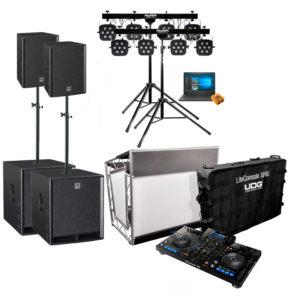 Disco sets